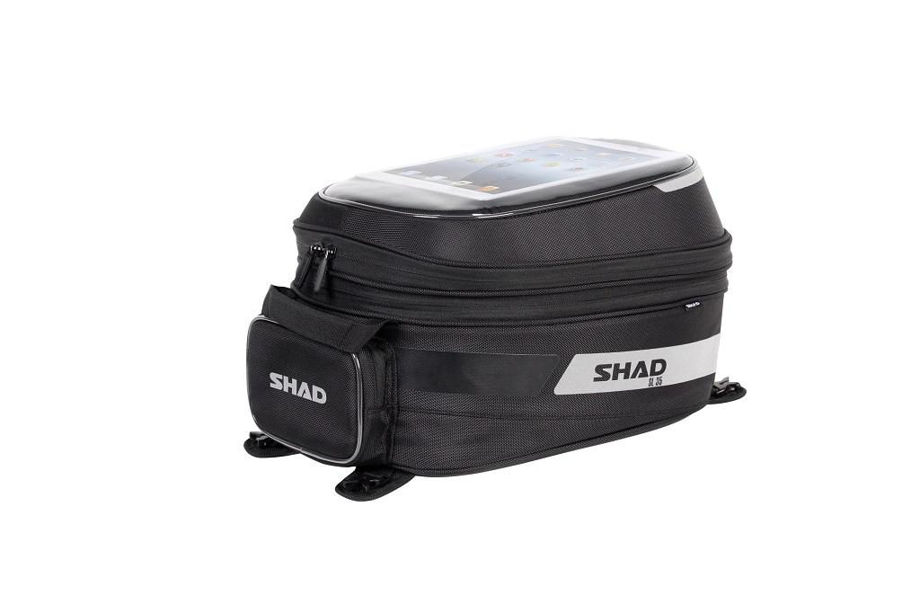 Con el SL35 de SHAD, el espacio ya no será un problema