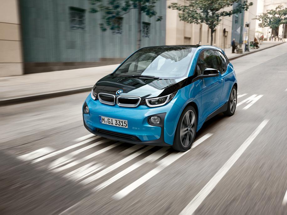 La tienda online BMW i ya está disponible en España