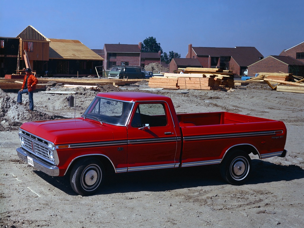Ford F-150 1973