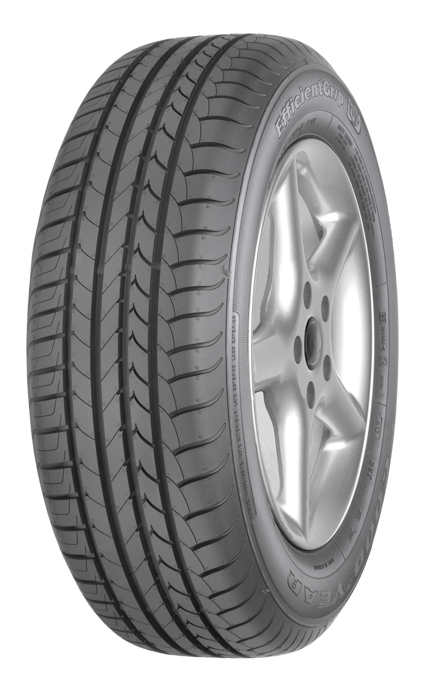 EfficientGrip 195-65R15 3/4 tire name on top