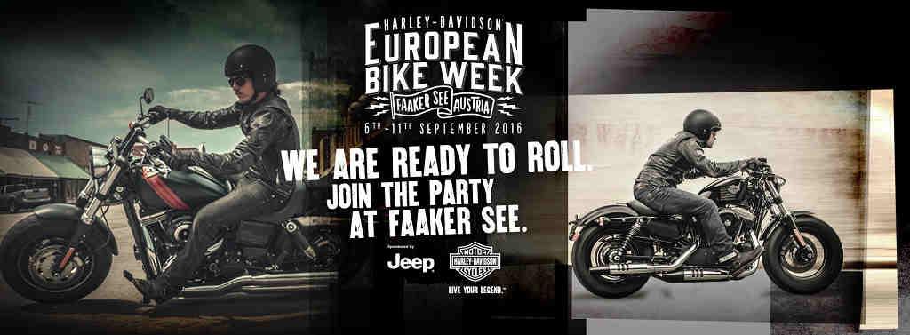 Fakker See, la mayor concetración de Harley-Davidson de Europa
