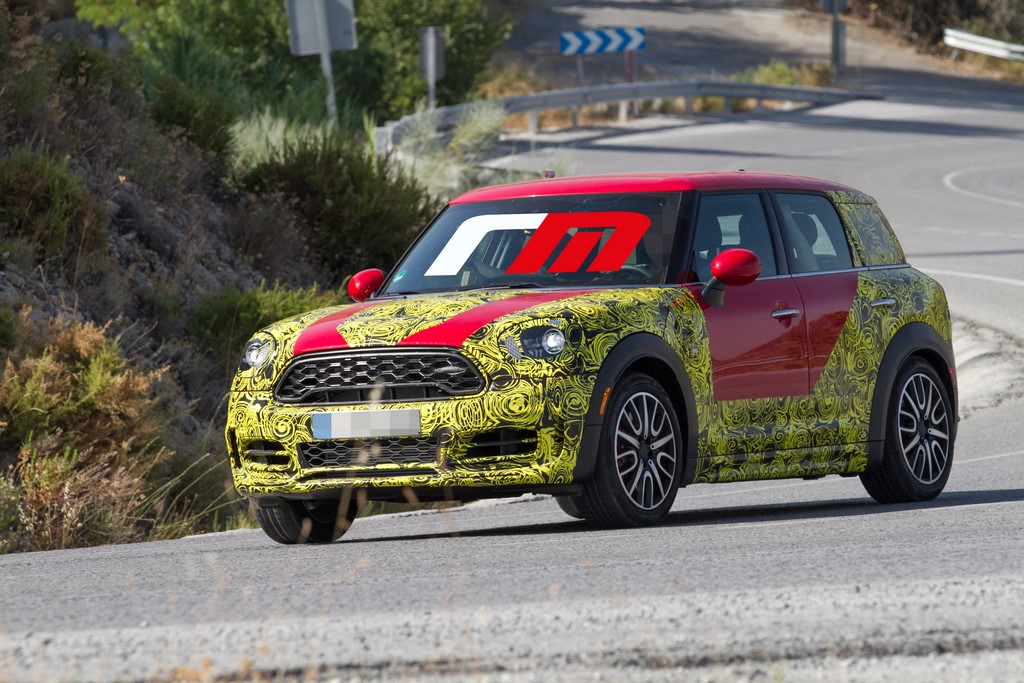 MINI Countryman 2016 (4)