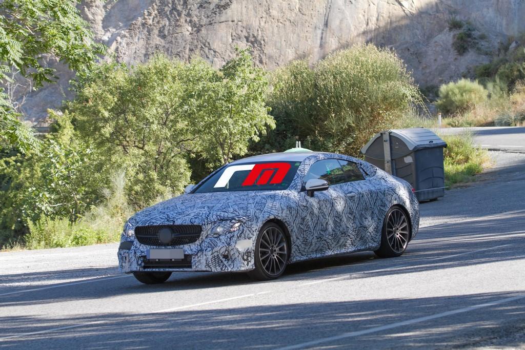 Clase e coup archivos revista del motor - Mercedes benz azuqueca de henares ...