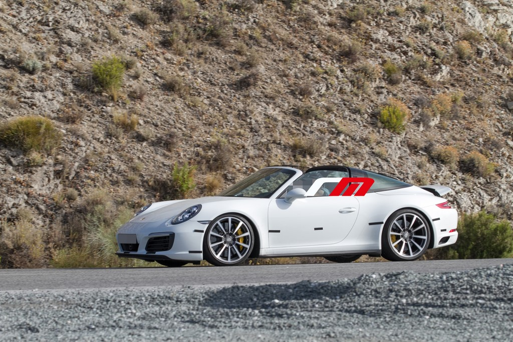 Porsche 911 Targa GTS (2)