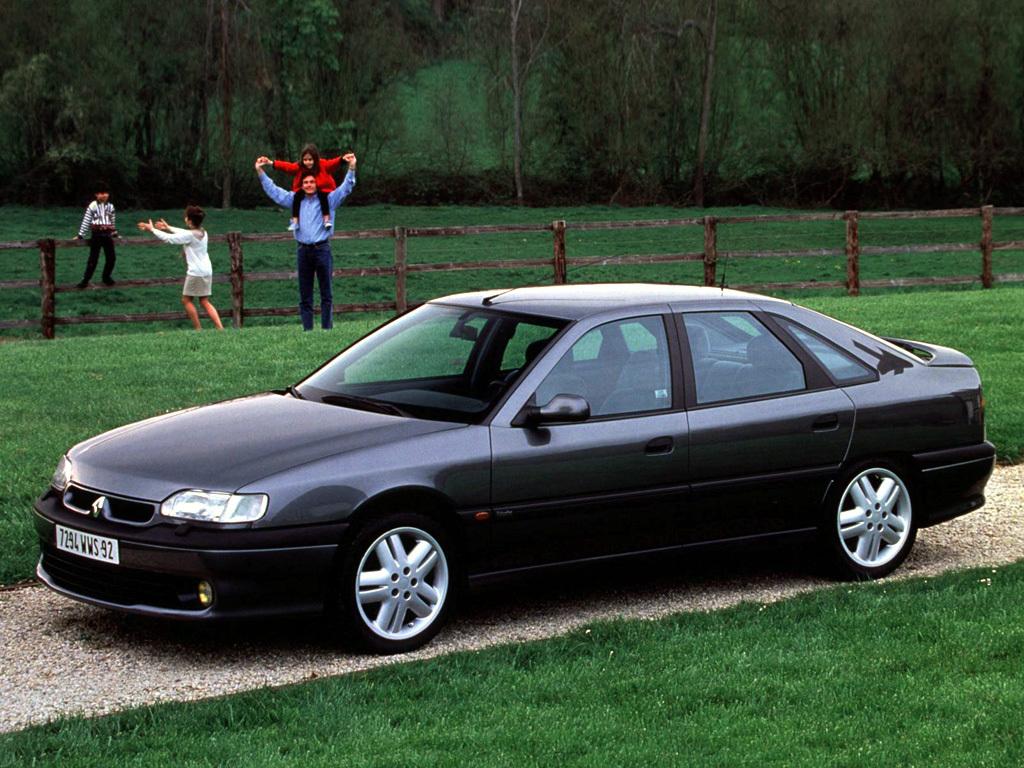 Renault Safrane (5)