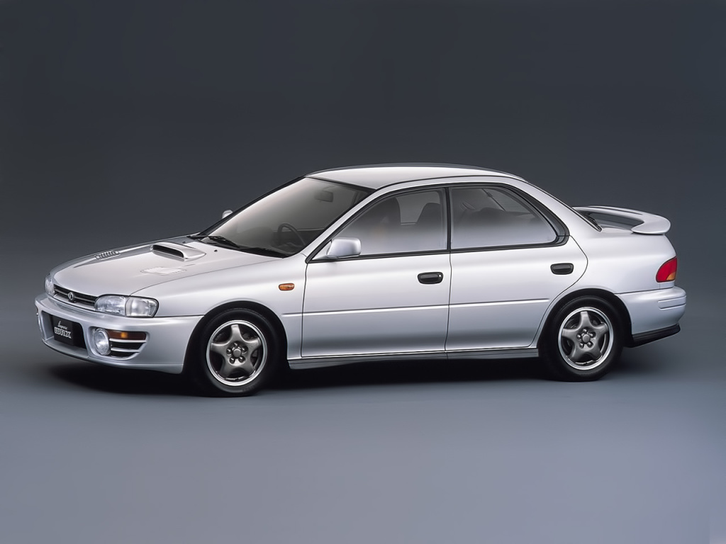 Subaru Impreza WRX 1992