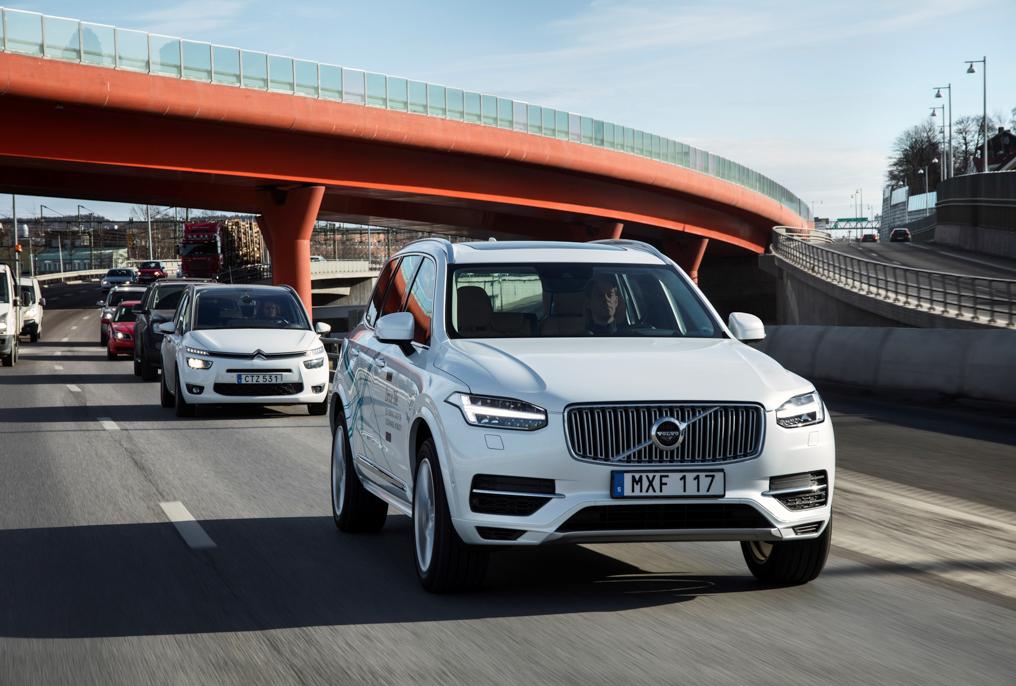 Uber desactivó los sistemas de seguridad del Volvo XC90 antes del atropello