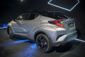 El Toyota C-HR ya está aquí: ojo a la 'Launch Edition' por 29.000 euros