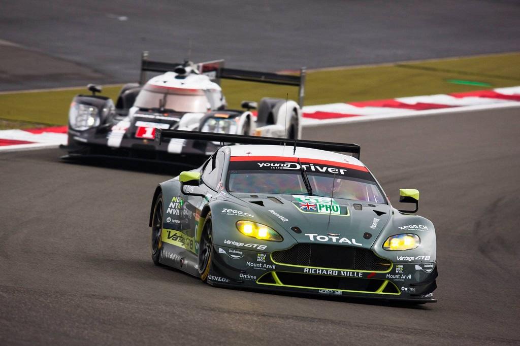 Aston Martin 6h Mexico