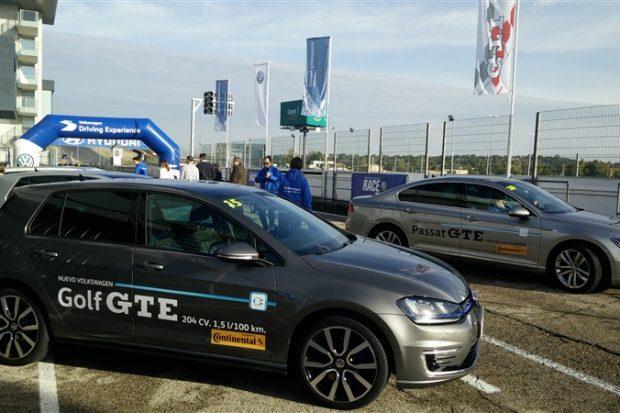 Foto Volkswagen Driving Experience Portada