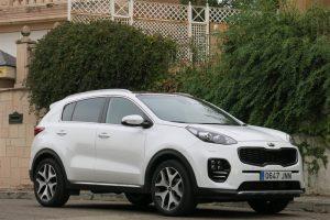 PRUEBA: KIA SPORTAGE. El futuro presente del SUV coreano