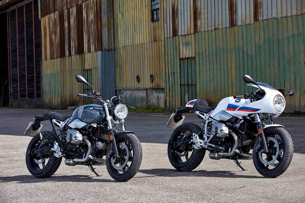 Las versiones Pure y Racer de la BMW R nineT llegarán en marzo