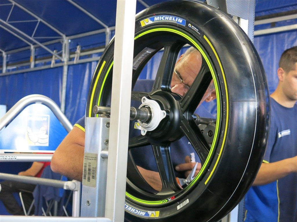 Foto Michelin MotorSport MotoGP