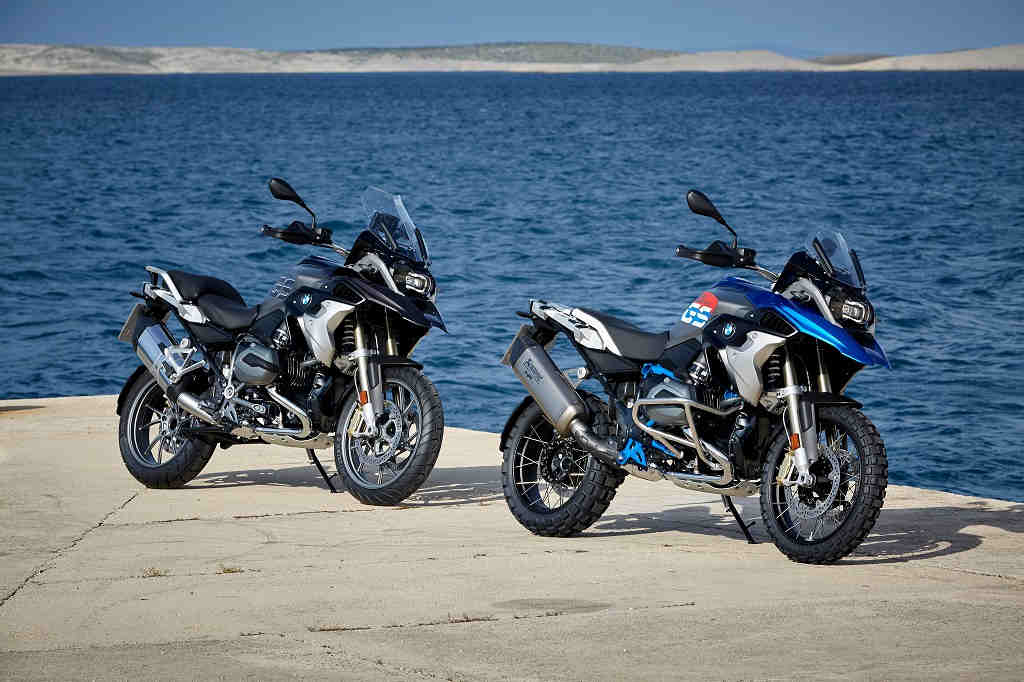 BMW optimiza una de sus Trail más populares: la R 1200 GS