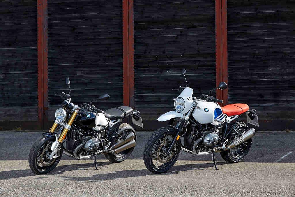 Nuevas BMW R nineT y R nineT Urban G/S: experiencia bóxer con aspecto de enduro