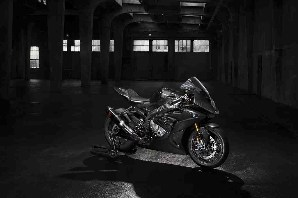 BMW presenta su moto más exclusiva: la BMW HP4 RACE