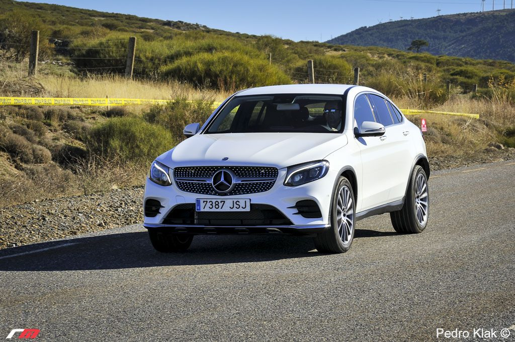 Foto Mercedes GLC Coupé