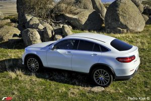 PRUEBA: MERCEDES GLC Coupé 250d 4Matic 9G-Tronic. El X4 de Mercedes