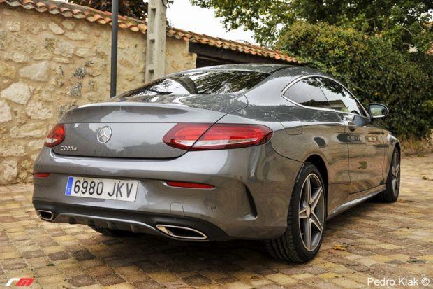 Foto Mercedes C Coupé portada