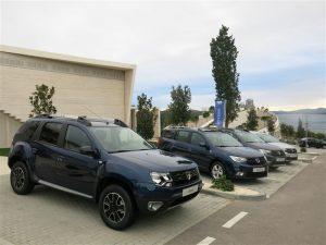 CONTACTO: DACIA 2017. Nuevo motor y cambio automático para el Duster