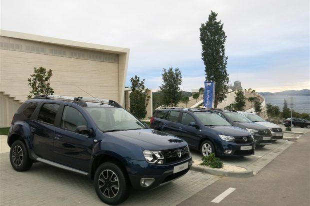 Foto Gama Dacia 2017 portada