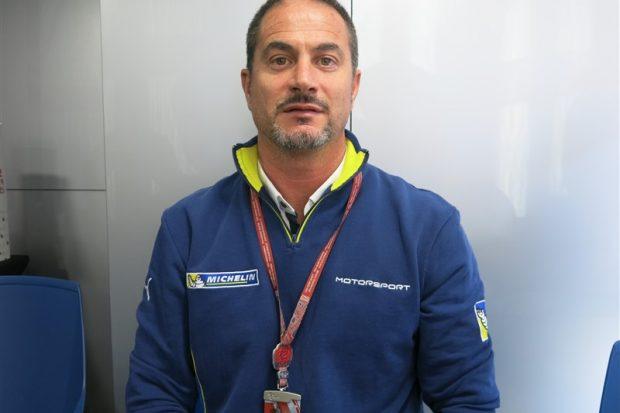 Foto Michelin MotorSport MotoGP Piero Taramasso portada