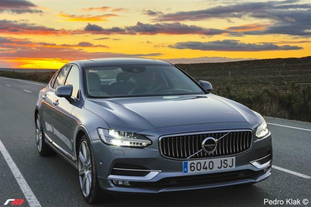 Foto Volvo S90 portada