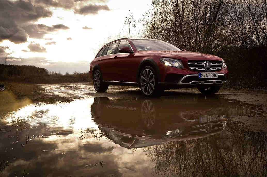 El nuevo Mercedes-Benz Clase E All Terrain aterriza en España
