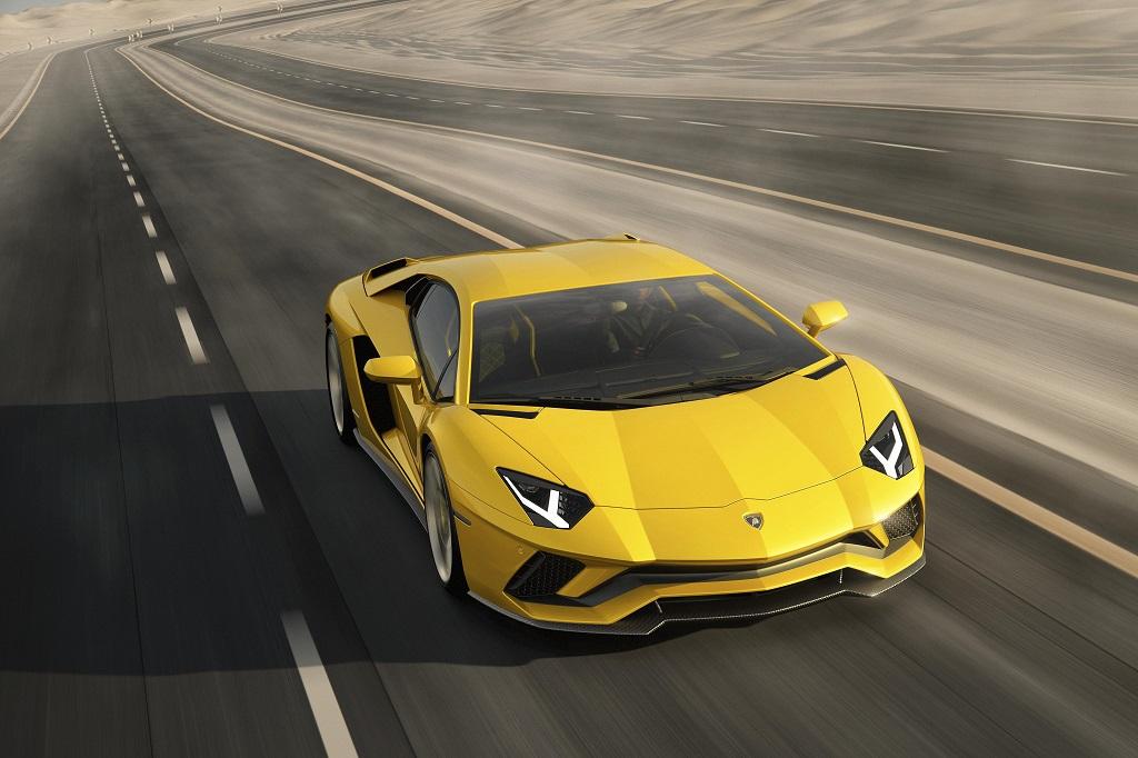 Lamborghini Aventador S, el buque insignia de la marca italiana