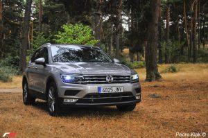PRUEBA: Volkswagen Tiguan 2.0 TDI 150 CV 4MOTION DSG 7