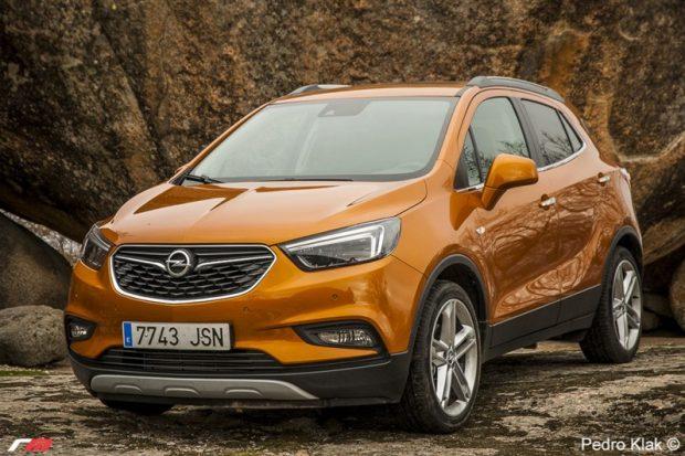 Foto Opel Mokka X portadaaaaaaaaaaaaaa