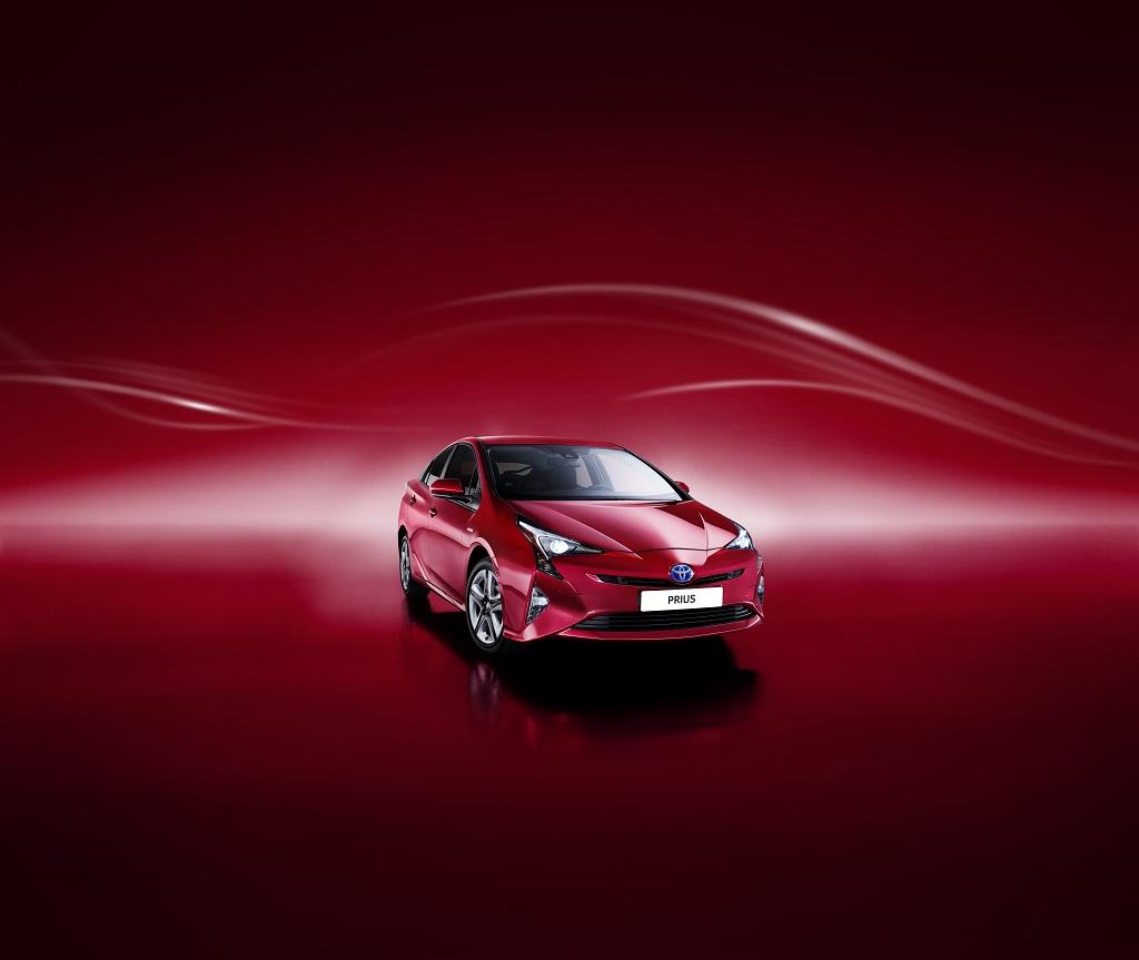 La gama Toyota Prius 2017 desembarca en España