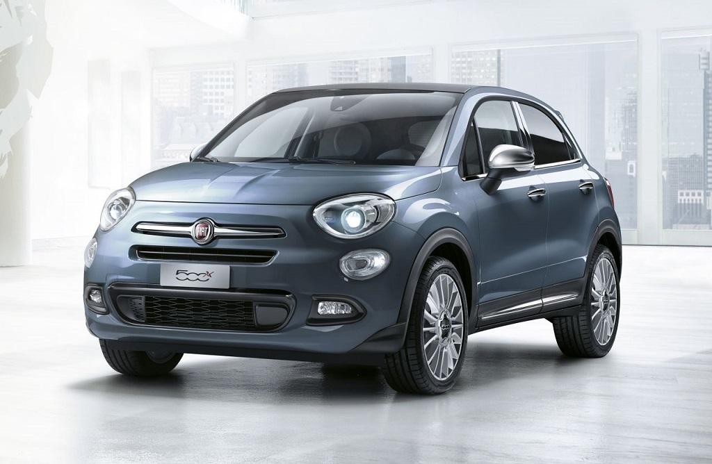 Fiat se renueva con la llegada del nuevo Fiat 500X