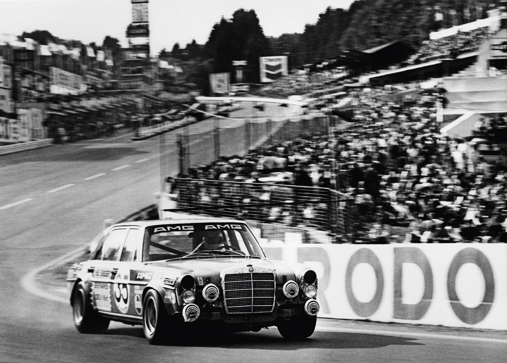 Mercedes-AMG, el célebre binomio celebra medio siglo de altas prestaciones
