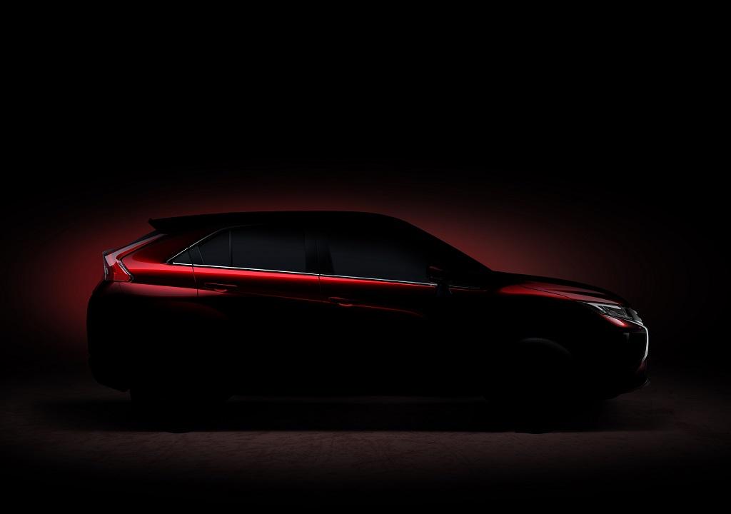 Mitsubishi presentará en el Salón de Ginebra su nuevo compacto SUV