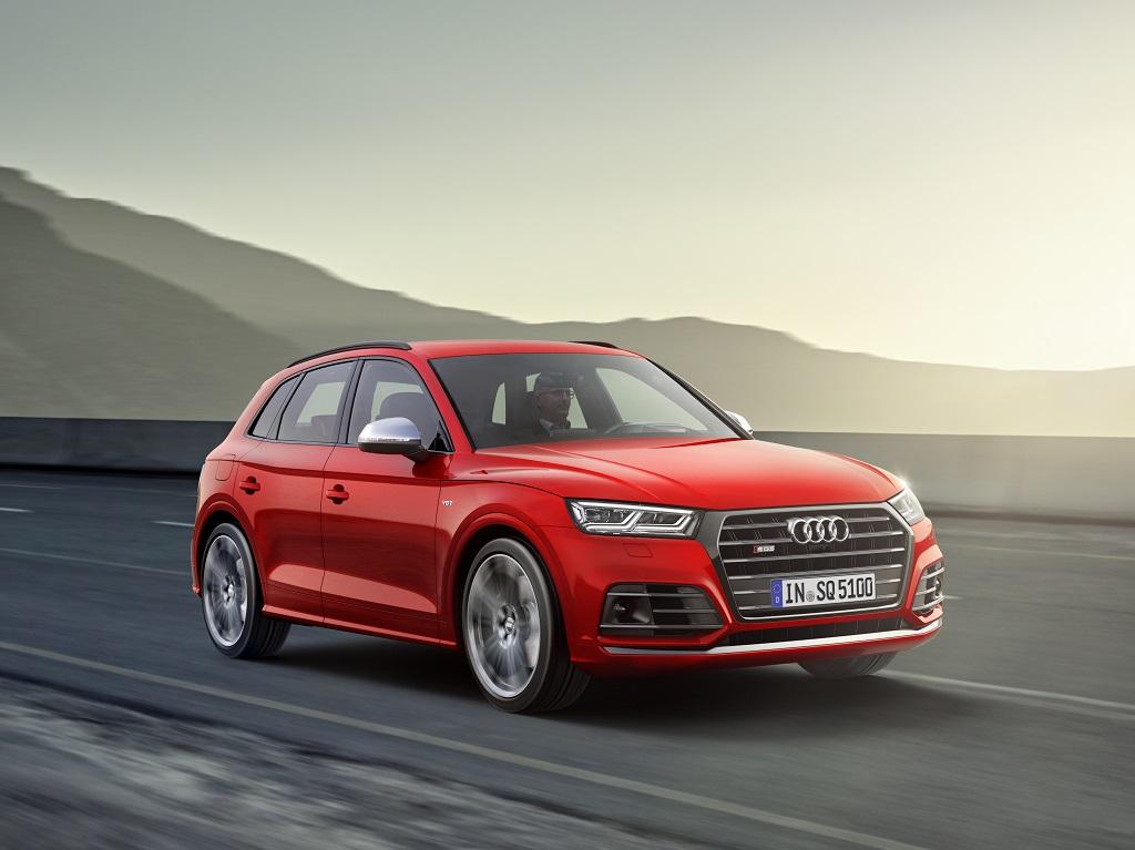 Nuevo Audi SQ5, la versión más deportiva del SUV de tamaño medio