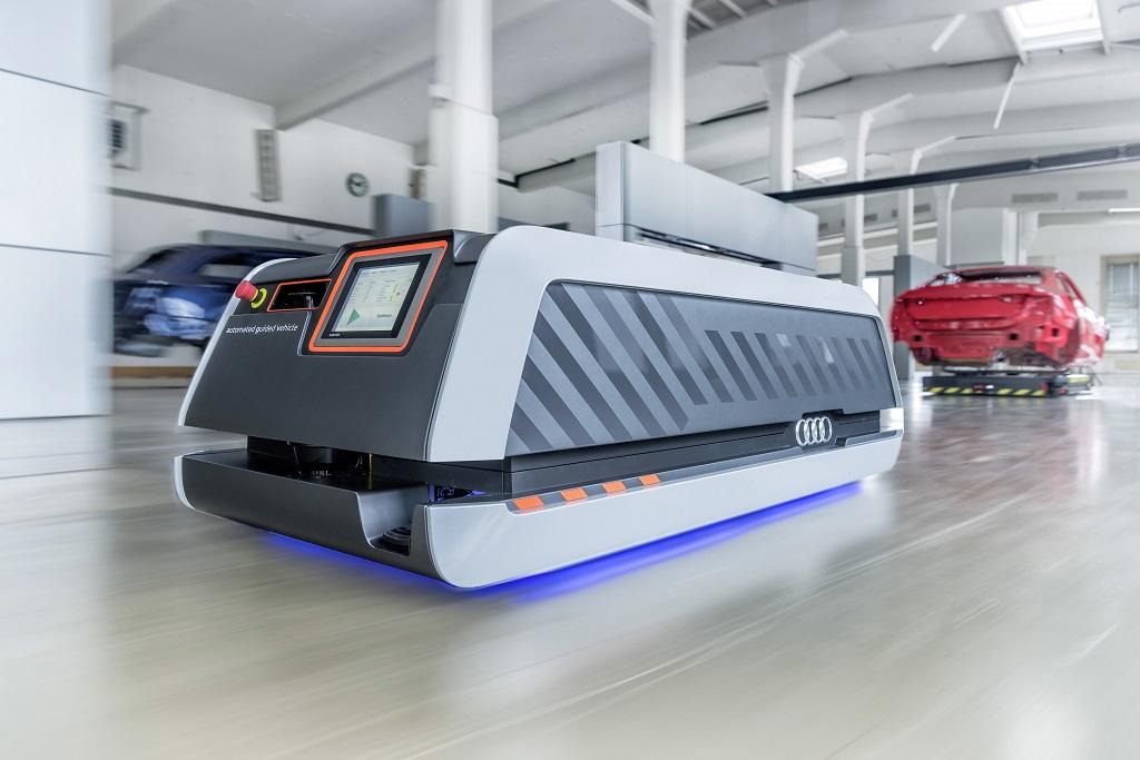 El montaje modular, la alternativa de Audi a las cadenas de montaje