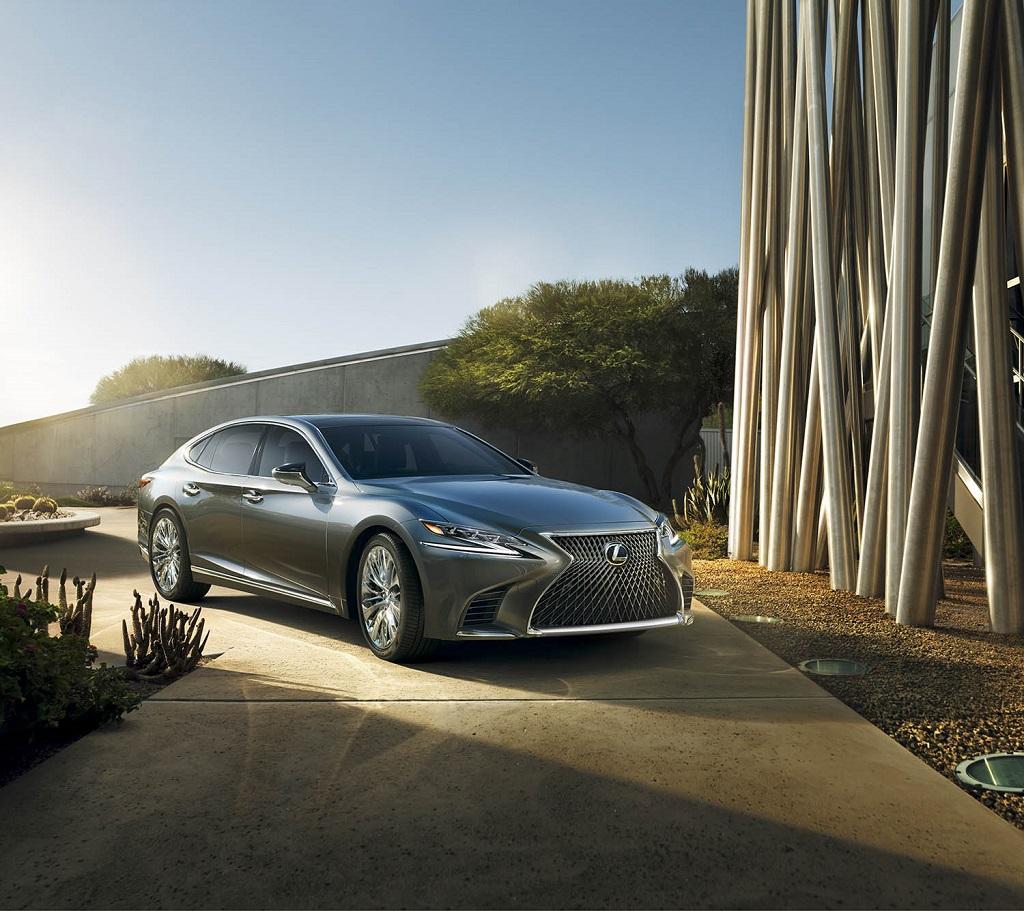 Nuevo Lexus LS 2018, el buque insignia de la casa