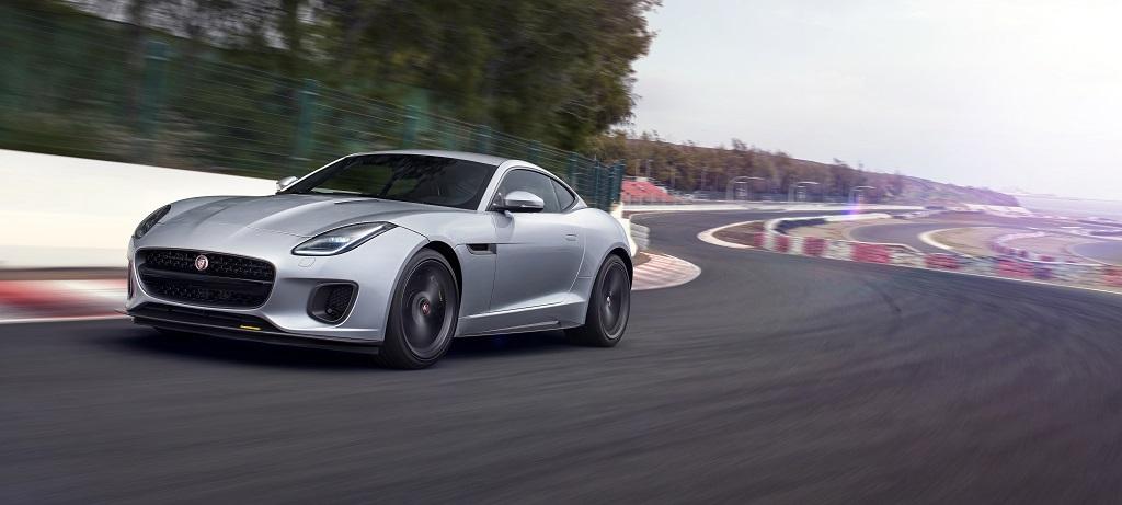 La nueva gama del Jaguar F-Type estrena tecnología GoPro