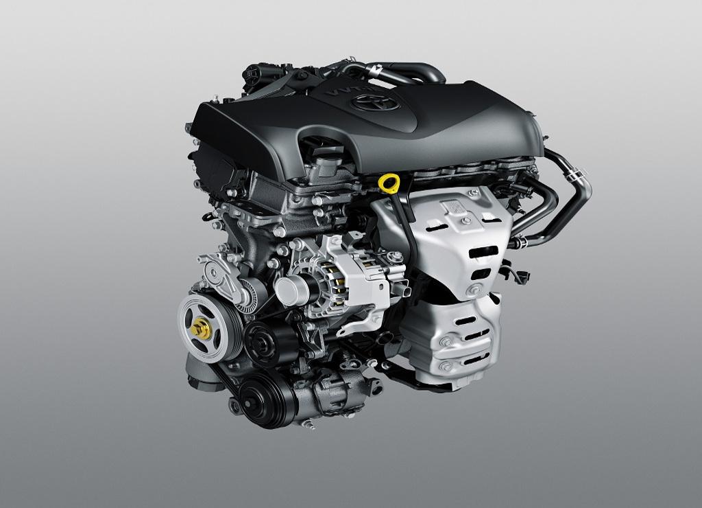 Nuevo motor de gasolina 1,5 litros para el Toyota Yaris 2017