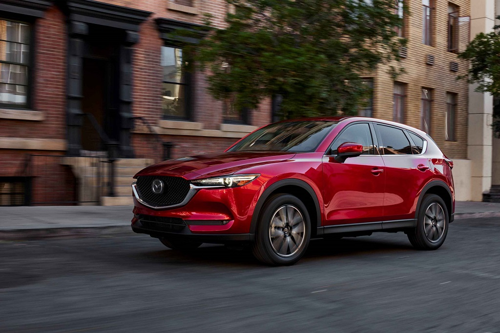 El nuevo Mazda CX-5 verá la luz en el Salón del Automóvil de Ginebra