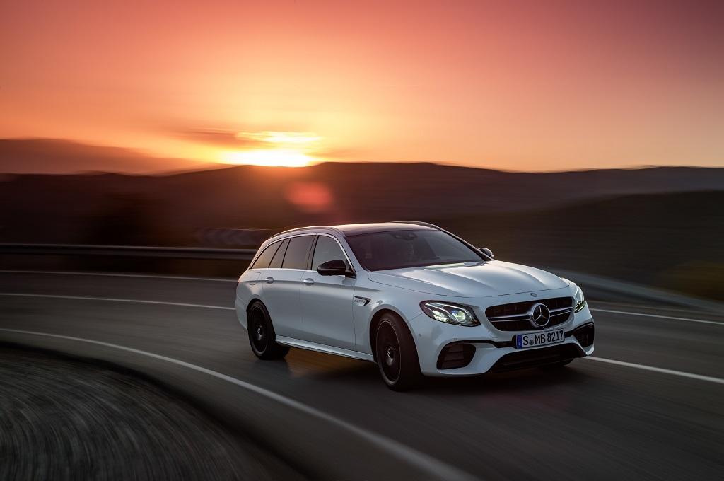 Nuevo Mercedes-AMG E 63 4MATIC+ Estate, más deportivo que familiar