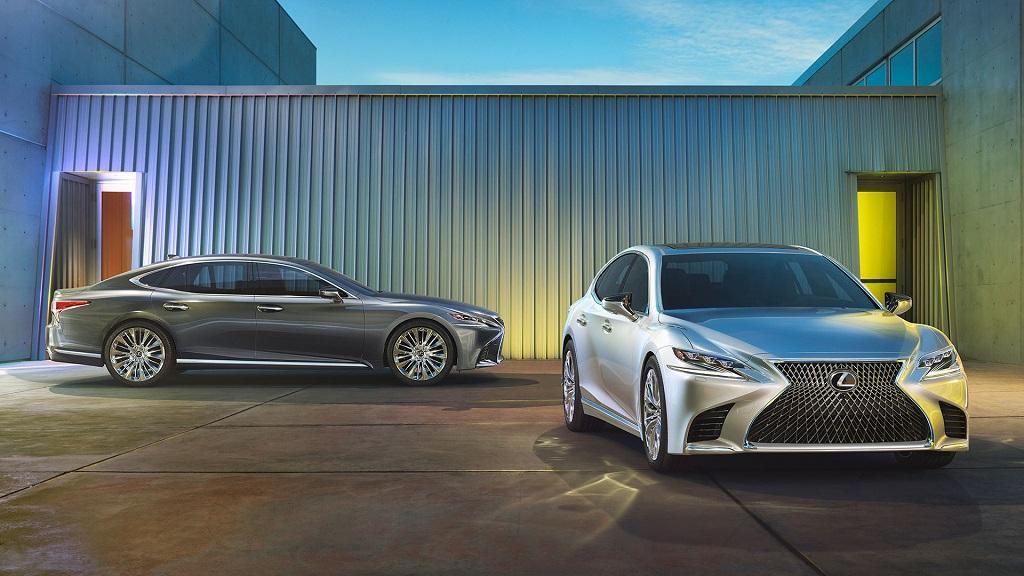 Lexus desvela todas las novedades que llevará al Salón del Automóvil de Ginebra
