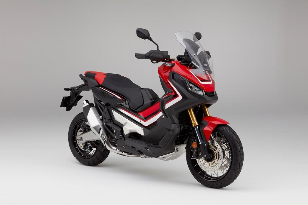 Honda anuncia el precio y la disponibilidad de la nueva X-ADV