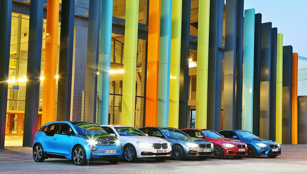 BMW Innovation Days: la firma alemana muestra su futuro más inmediato