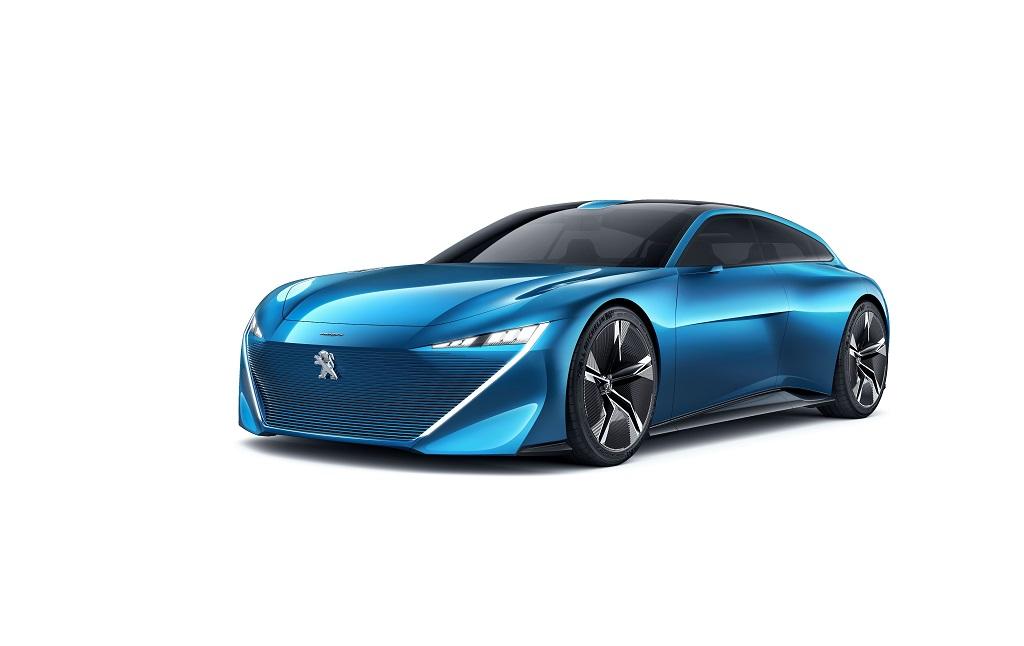 Nuevo Peugeot Instinct Concept: la visión de futuro de la firma gala