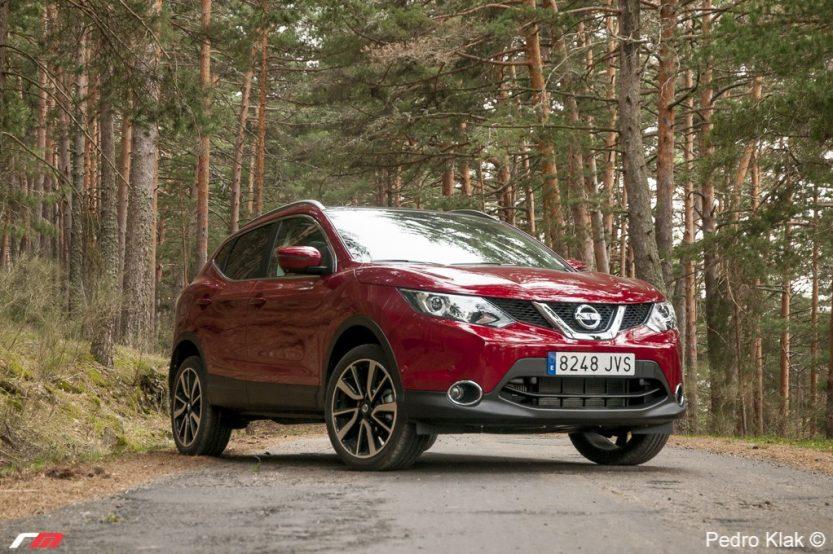 Prueba Nissan Qashqai Suv De Referencia Revista Del Motor