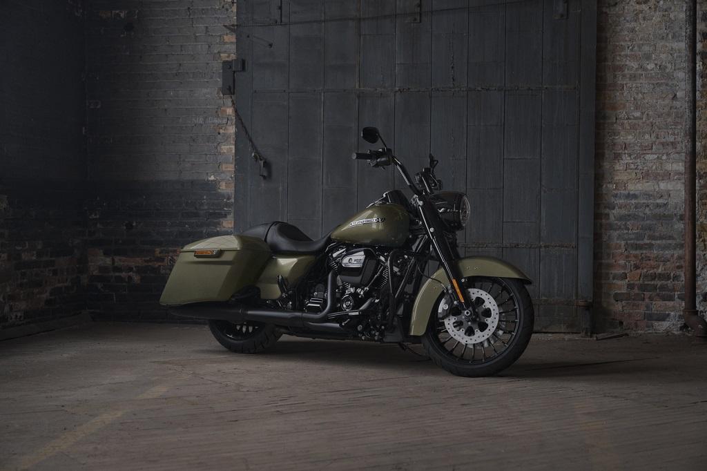 Nueva Harley-Davidson Road King Special 2017: homenaje a un clásico