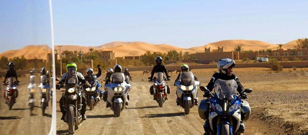Morocco Adventure 2017: el viaje que todo amante del Raid no se puede perder