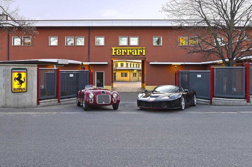 Se cumplen 70 años del 125 S, el primer Ferrari de la historia